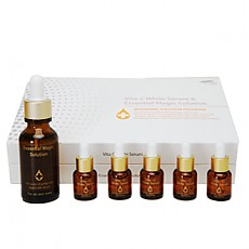 Vita-c White serum & Essential magic solution